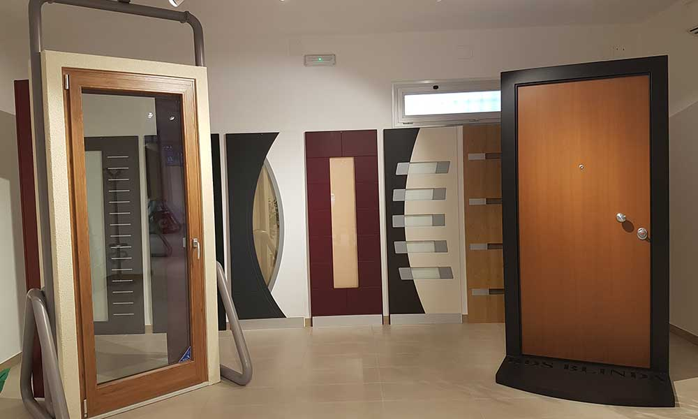 Showroom serramenti San Donà